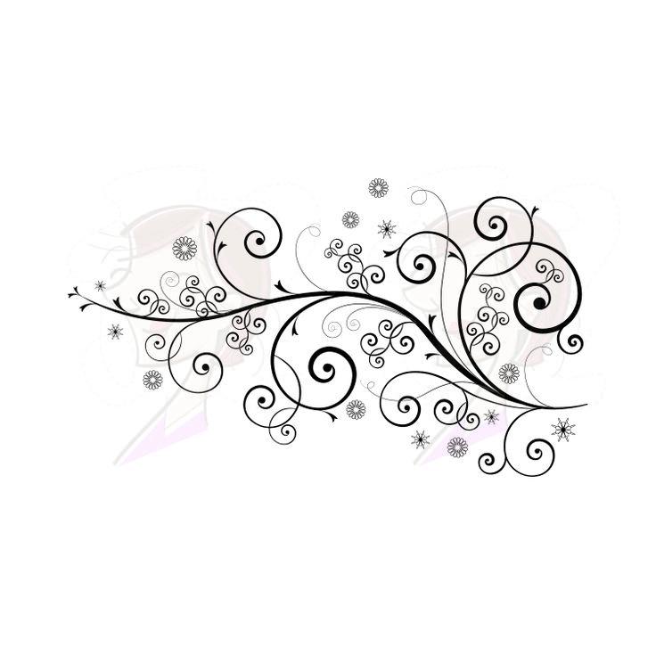 Curl clipart fancy On of Pinterest swirls 9