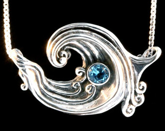 Curl clipart jewelry Jewelry Wave Silver with Boho