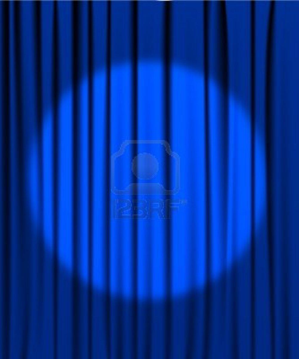 Curtain clipart blue curtain Blue Curtain Blue Blue