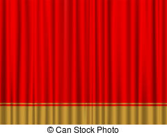 Curtain clipart curtain raiser 3 Draw 949 curtain+clipart Draw