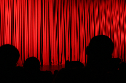 Curtain clipart curtain call Clipart Art Clip curtains closing
