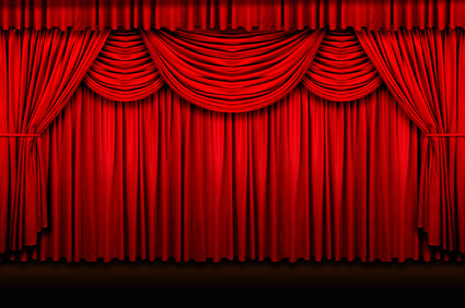 Curtain clipart curtain call Curtains (28+) clipart Art Call
