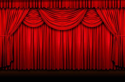Curtain clipart curtain call Curtain (28+) Art clipart curtains