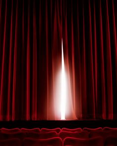 Curtain clipart david lynch Red Transparent  PNG Art