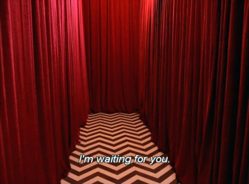 Curtain clipart david lynch Find Peaks on & Twin