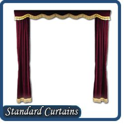 Curtain clipart coloring Best images Home  on