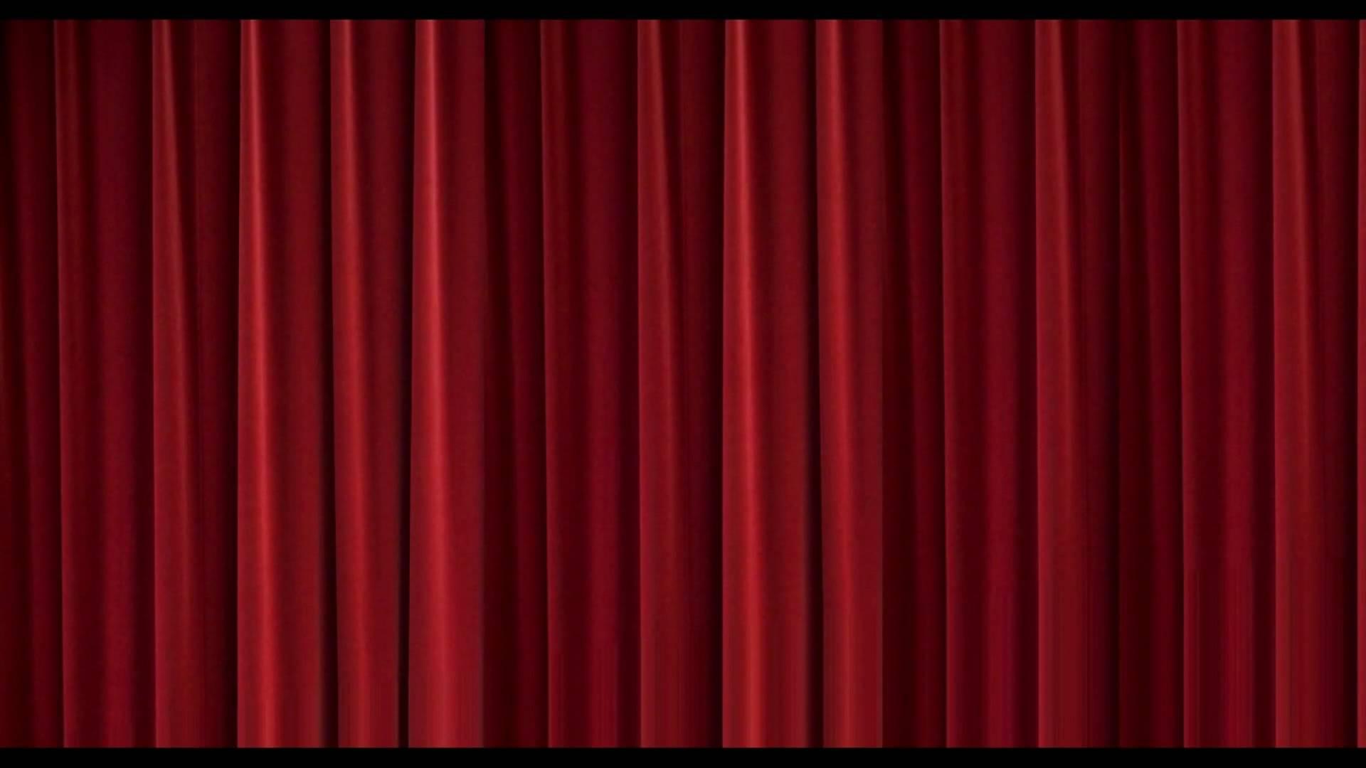 Curtain clipart home theater (Animated) Art Movie Art Clip