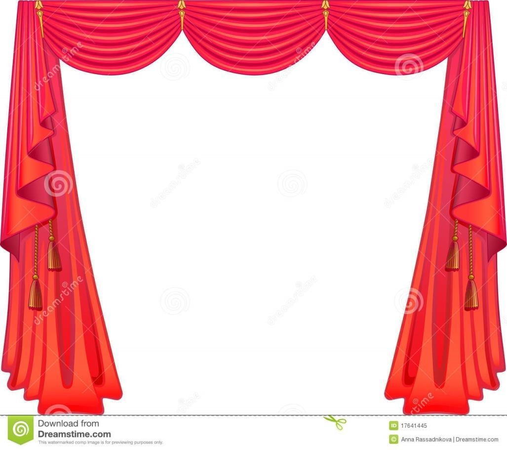 Curtain clipart home theater S S Kid Home Curtains