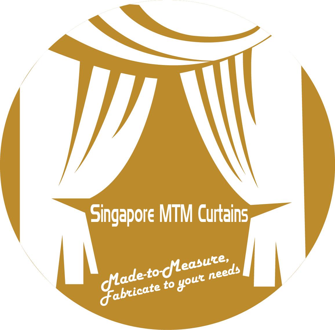 Curtain clipart logo MTM Curtains Blinds Curtains Curtains
