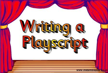 Curtain clipart play script English: Text Level: Resources: