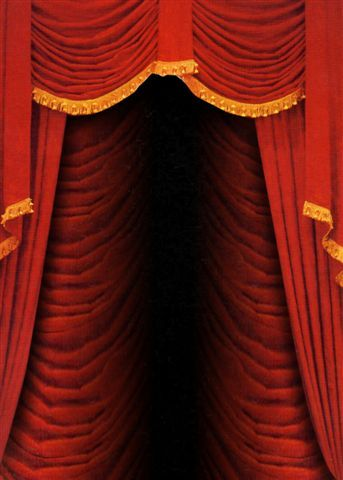 Curtain clipart play script English play Scripts and Plays!