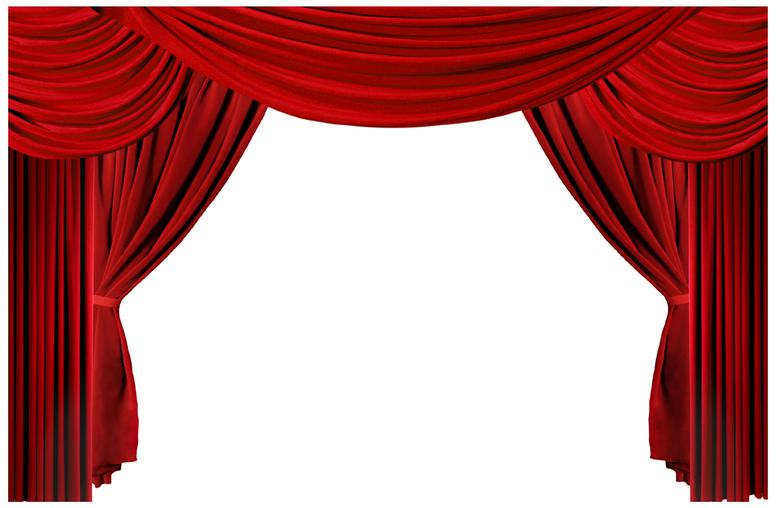 Curtain clipart playwright  Plays