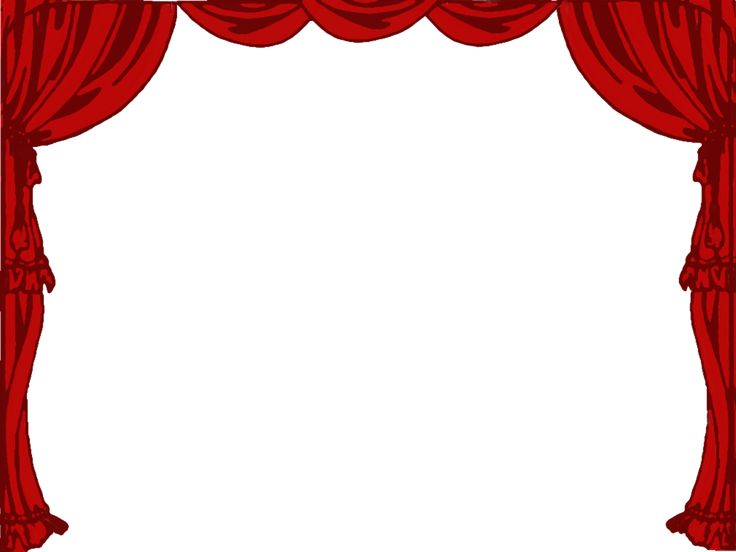 Curtain clipart playwright Curtain Stage Pinterest 284 kid