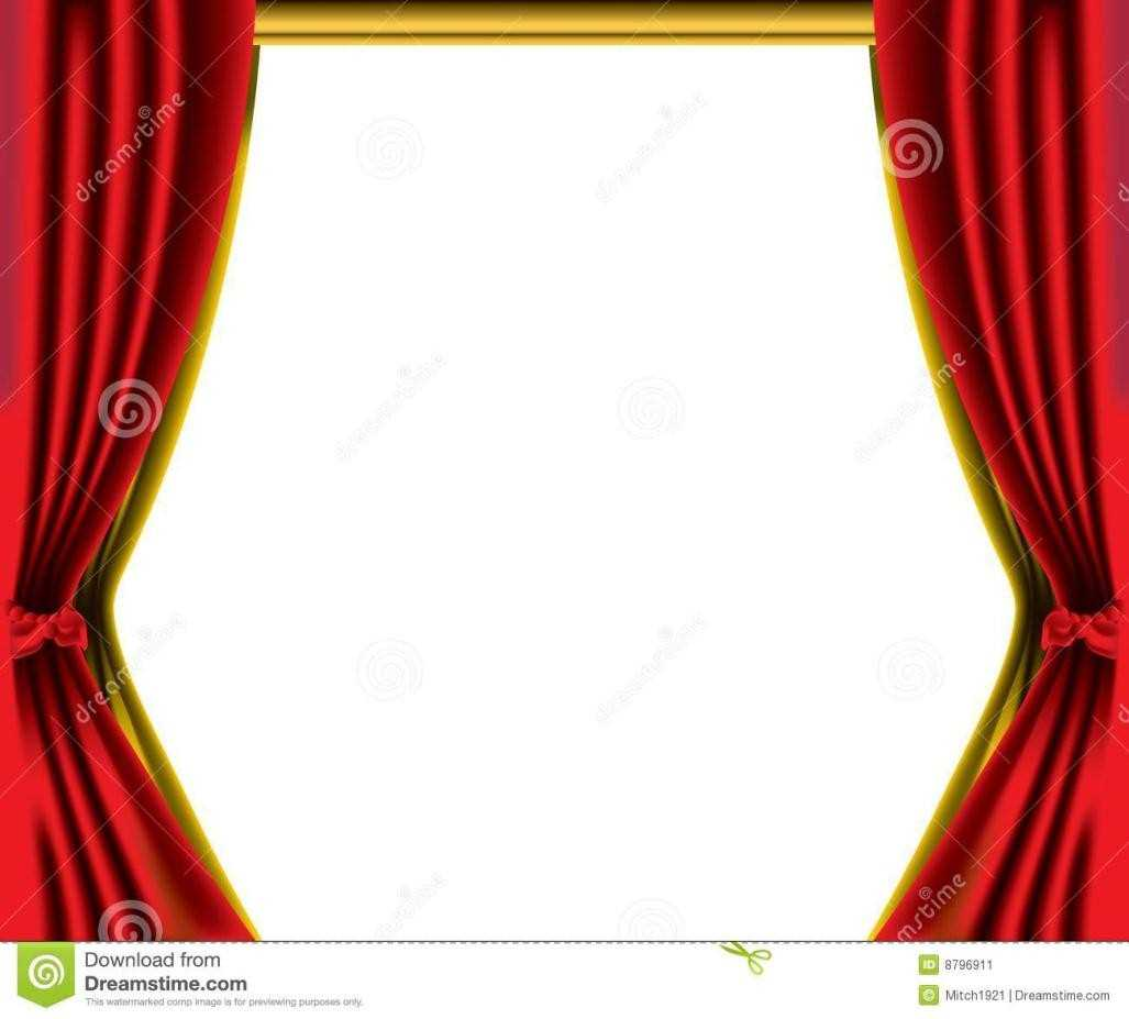 Curtain clipart real stage Png Size curtains Curtains theatre