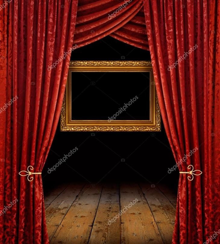 Curtain clipart shutterstock Photos Stock Curtains Clipart Royalty