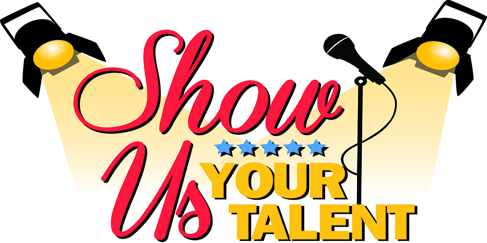 Curtain clipart talent show Models Black Show names with