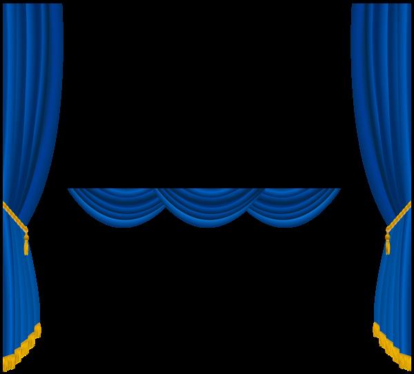 Curtain clipart transparent Curtains Clipart  Decoration Transparent