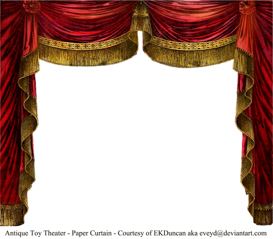 Curtain clipart victorian theatre At variety by Theater Theater
