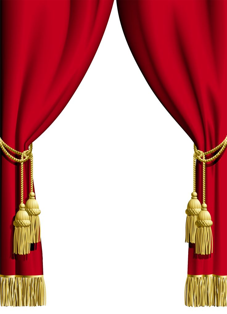 Curtain clipart victorian theatre Images 26 Curtain on Frame