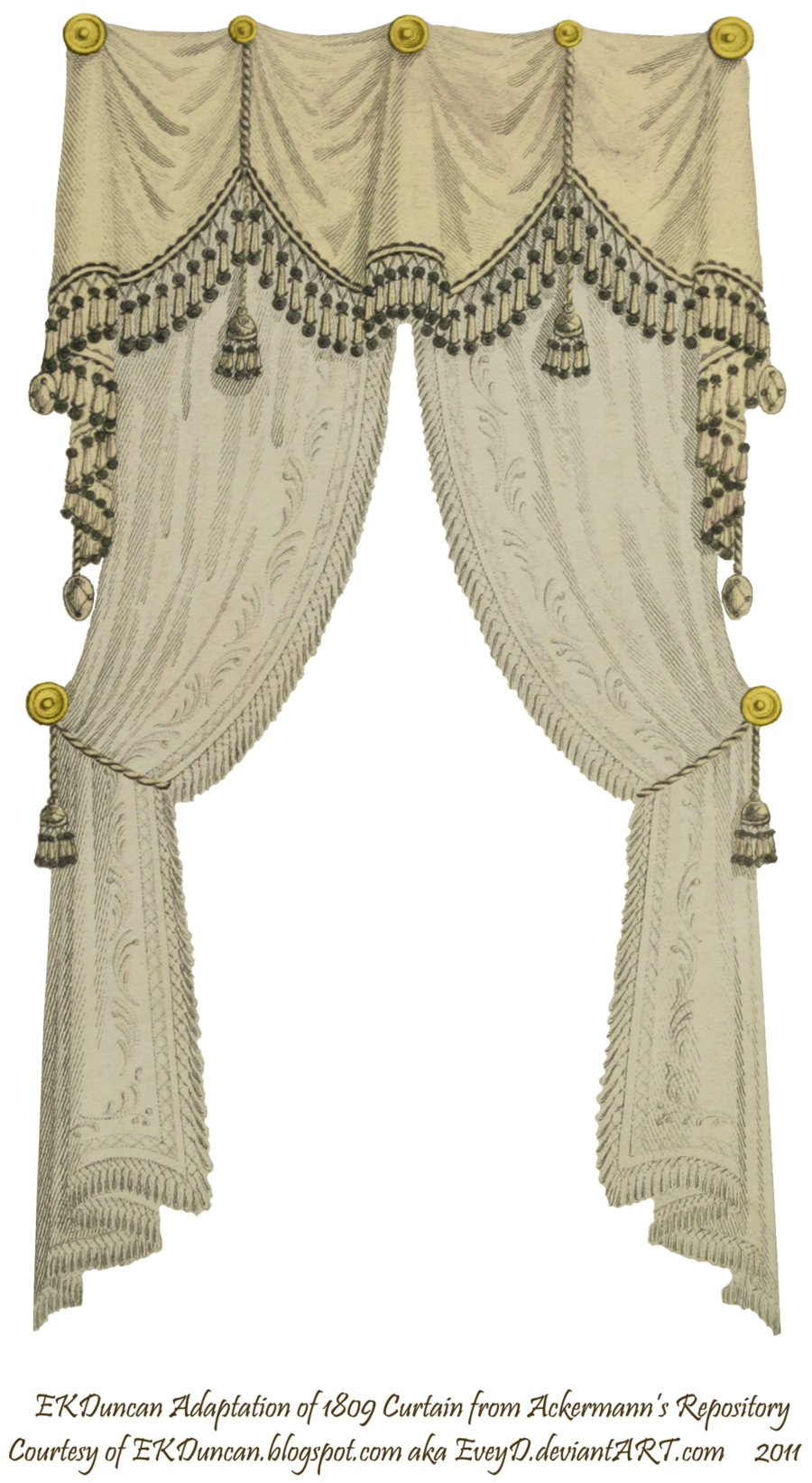 Curtain clipart victorian theatre EveyD on Curtain and Fringe