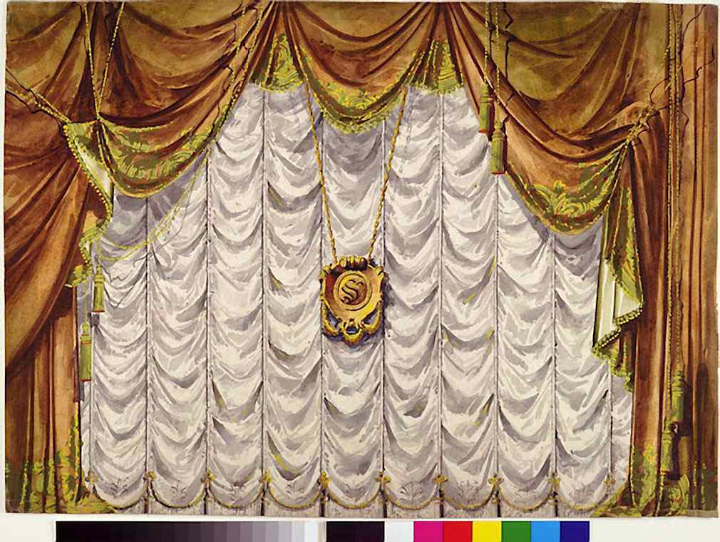 Curtain clipart victorian theatre On images curtain Pinterest best