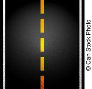 Asphalt clipart route Panda Clipart Road Free road%20clipart