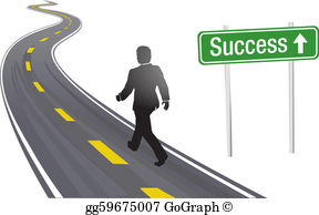 Road clipart journey #14