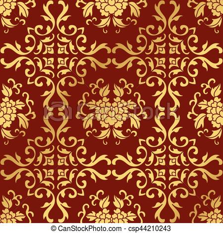 Curve clipart leaf Vine Chinese Curve Background Chinese