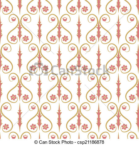 Curve clipart ornament Lines lines Illustration abstract back