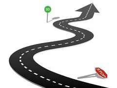 Curve clipart route Clipart highway%20clipart Free Route Panda
