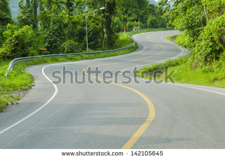 Curve clipart straight road DIYClipart clipart road road clipart