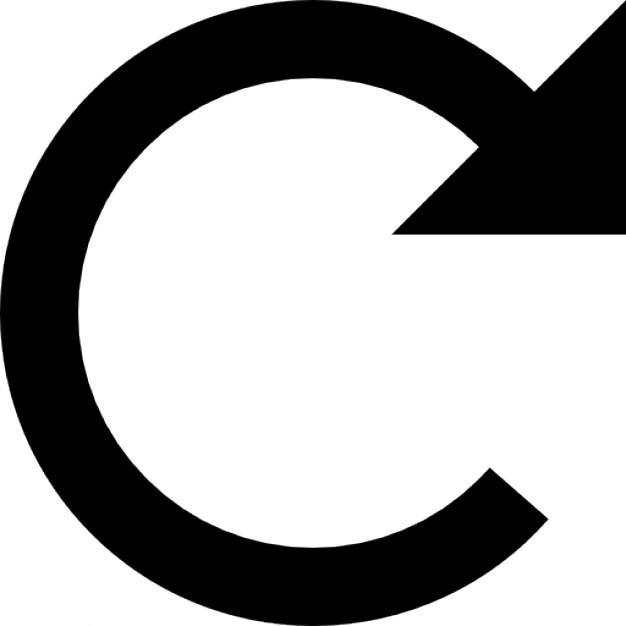 Curve clipart symbol Download arrow curve Icon curve