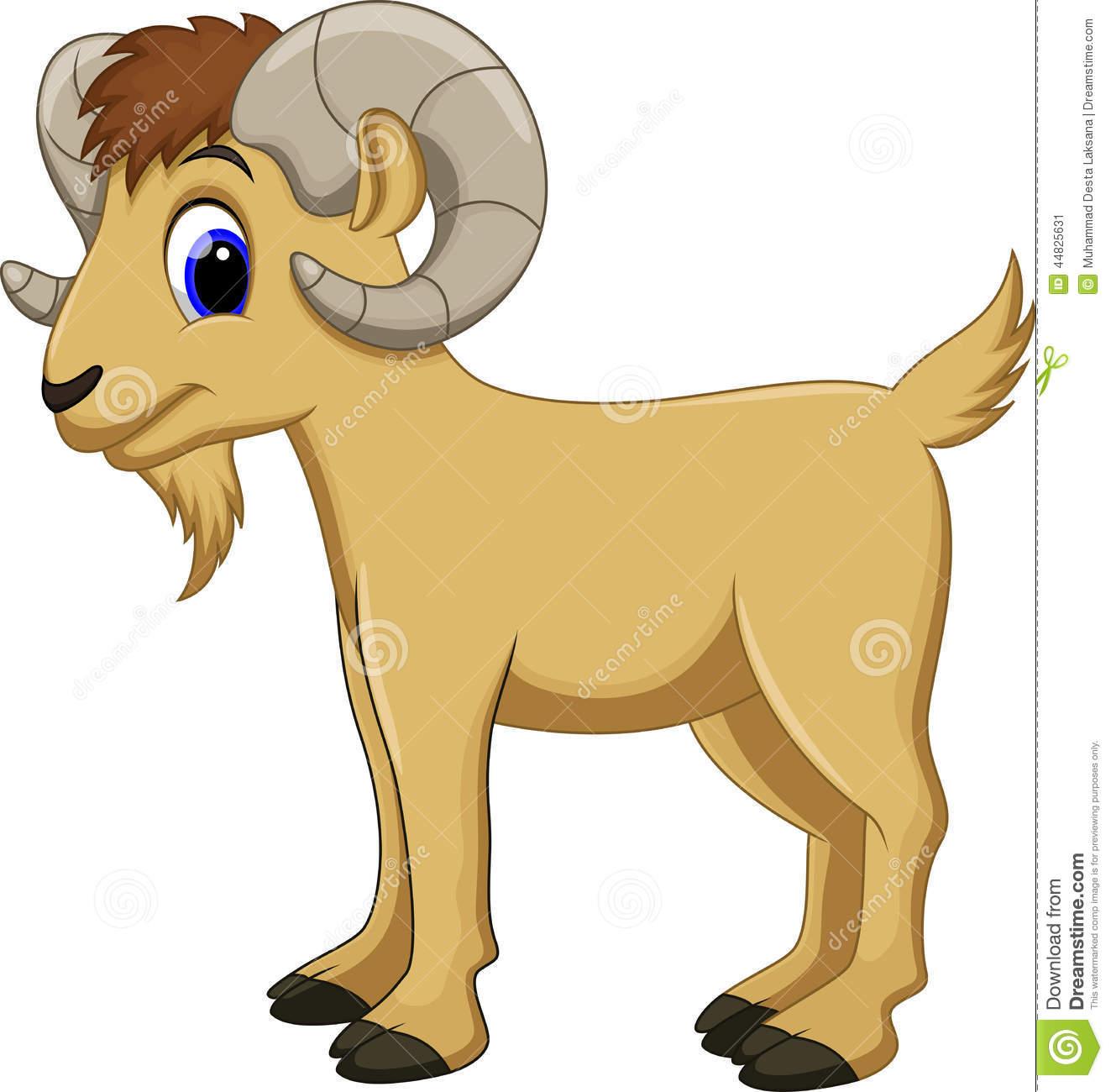 Mountain Goat clipart cute Goat clip Collection clipart Goat