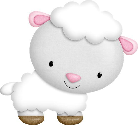 Sheep clipart baby lamb #2