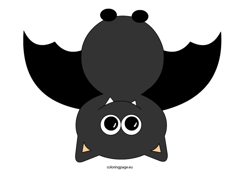Animl clipart bat And crossed Bat art clip