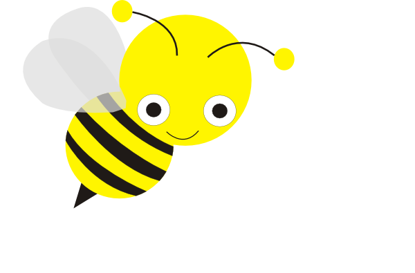 Bees clipart lebah Bee  bee bees 2