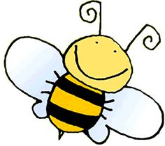 Bees clipart cute Bee  love art bees