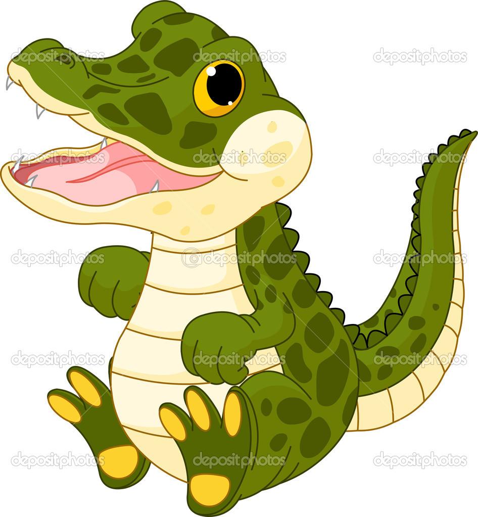 Alligator clipart cute Alligator 50 Free Top Image