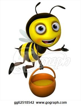 Bee clipart honey bee Cute%20honey%20bee%20clipart Cute Bee Honey Clipart