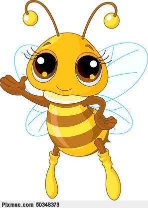 Bugs clipart bee Art stock stock art Showing