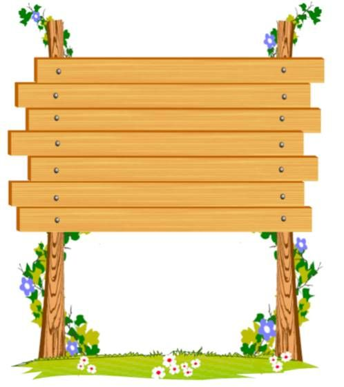 Wood clipart signboard On 5 images best LEGNO