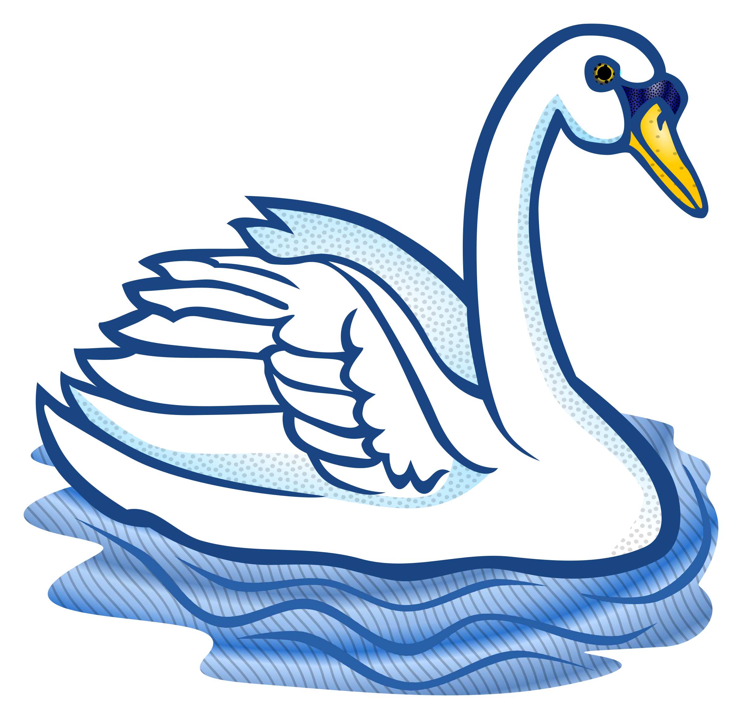 Brds clipart swan Clip swan Art Clipart Clip
