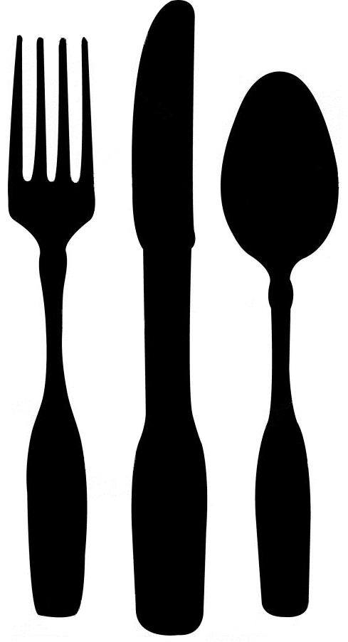Cutlery clipart Magiel Cutlery Etsy clipart info