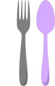 Cutlery clipart Vector at royalty online clip
