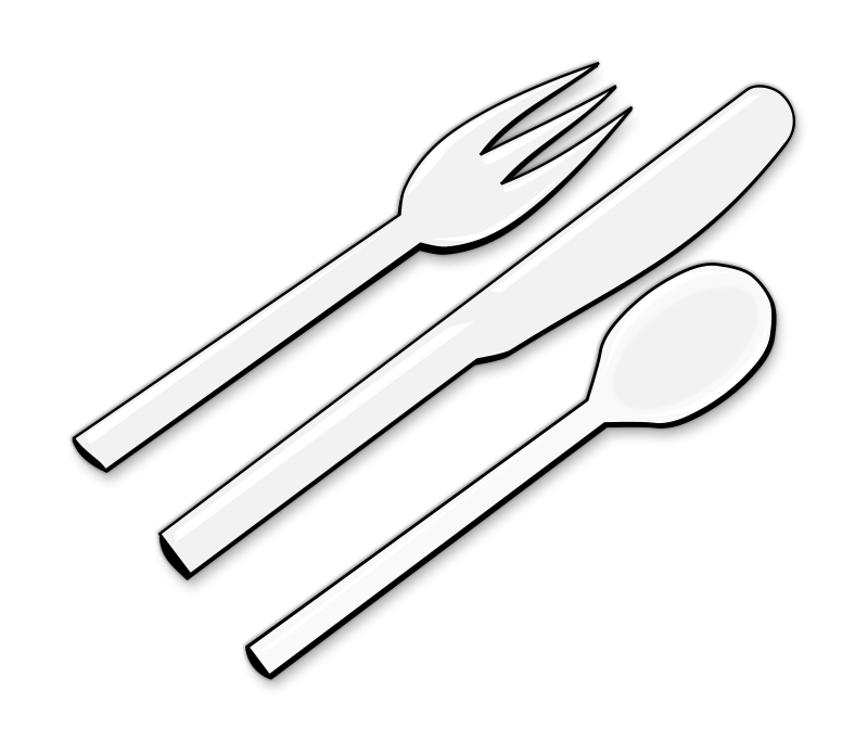 Cutlery clipart Clip Cliparts Clipart Free Cutlery
