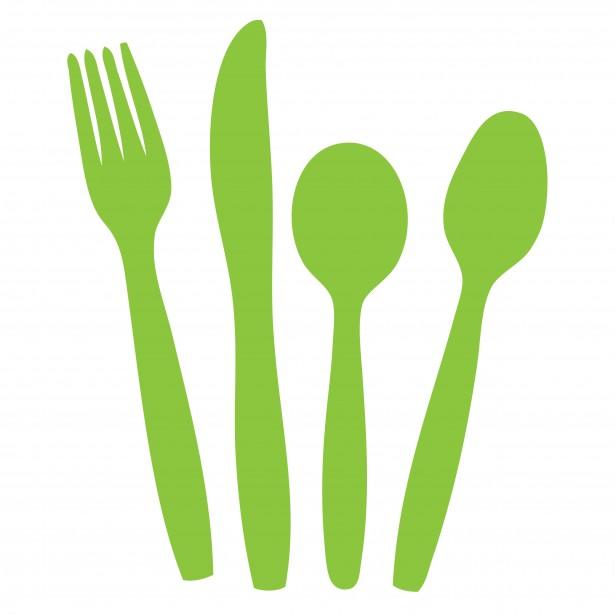 Cutlery clipart art  Set Photo Clipart Free