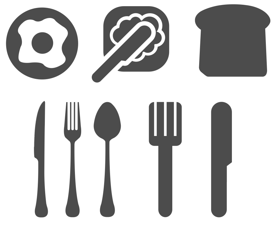 Cutlery clipart breakfast Download Clip royalty Fork