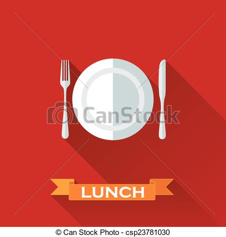 Cutlery clipart lunch In vector 10 and 769