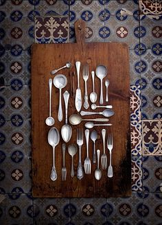 Cutlery clipart old Cutlery inspiration: art and cutlery