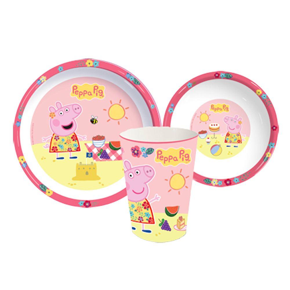 Cutlery clipart plate bowls SET 3  PIECE CUTLERY